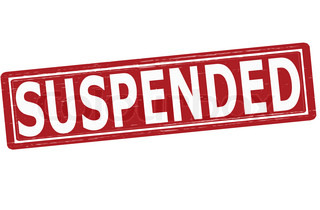 KWA Events Suspended
